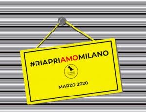 #RiapriamoMilano: l'iniziativa di Milano da Scrocco