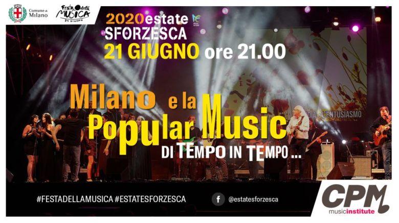 Esate Sforzesca: Milano e la Popular Music