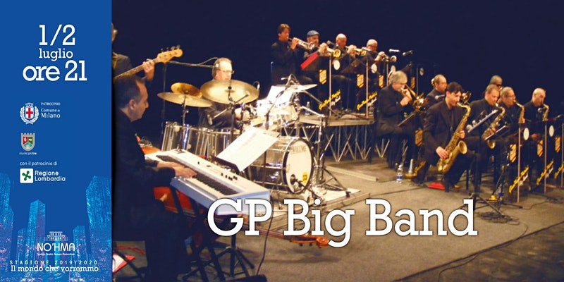 Read more about the article GP Big Band Orchestra