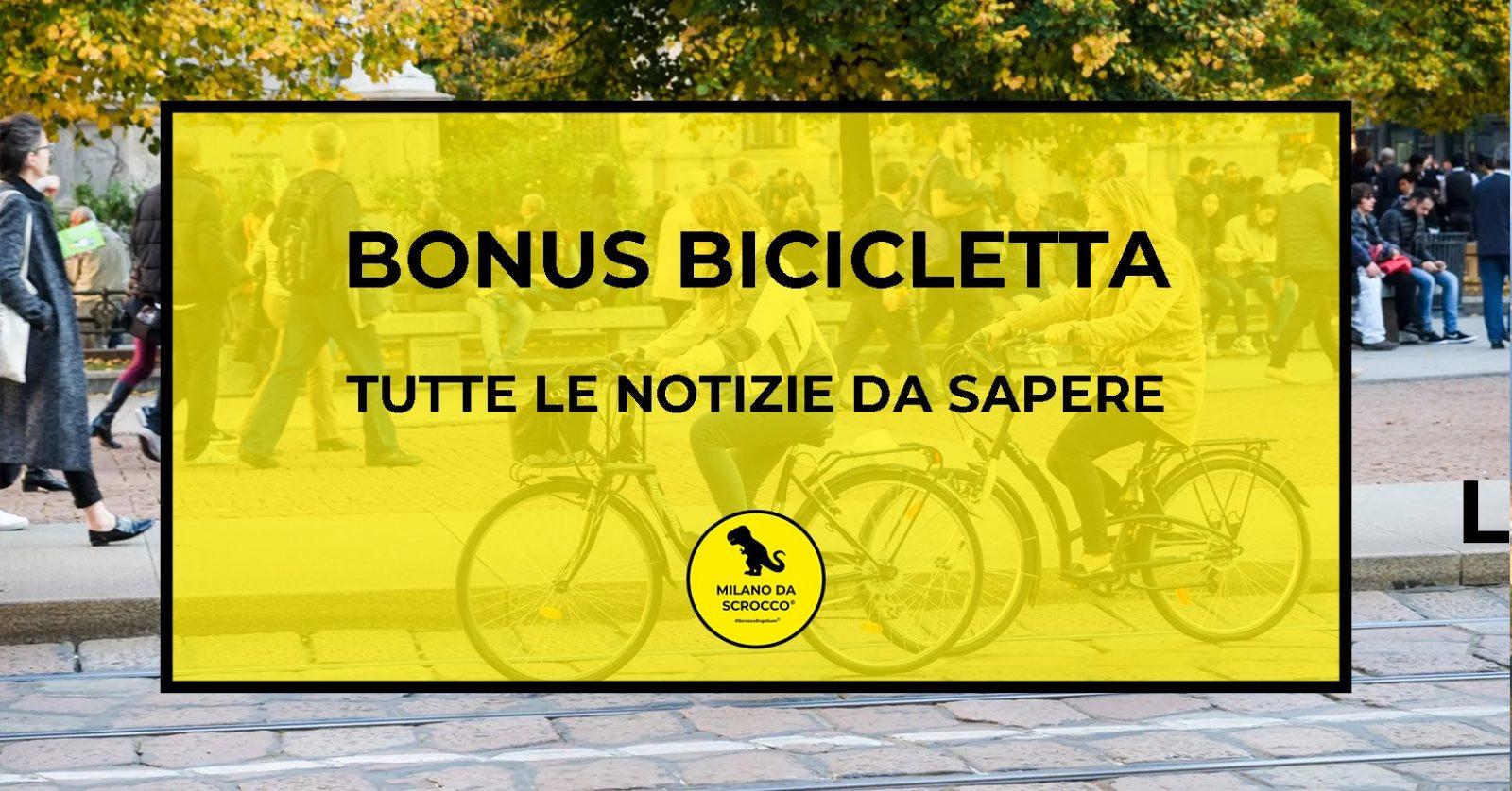 Read more about the article Bonus Bicicletta: tutte le notizie da sapere