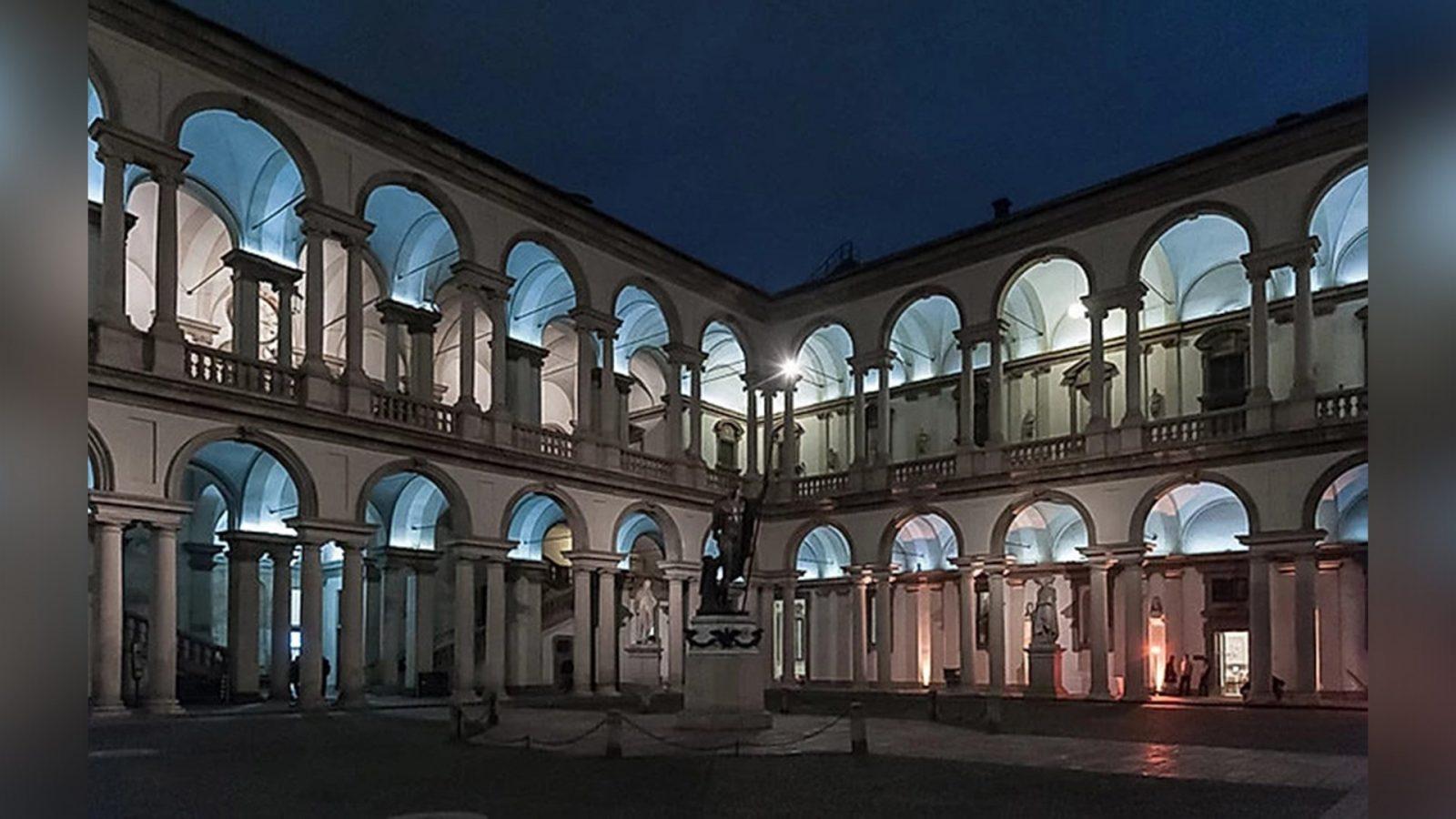 Pinacoteca di Brera: abbonamento gratuito fino al 31 dicembre