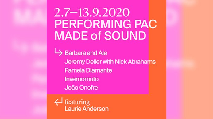 PERFORMING PAC. MADE of SOUND