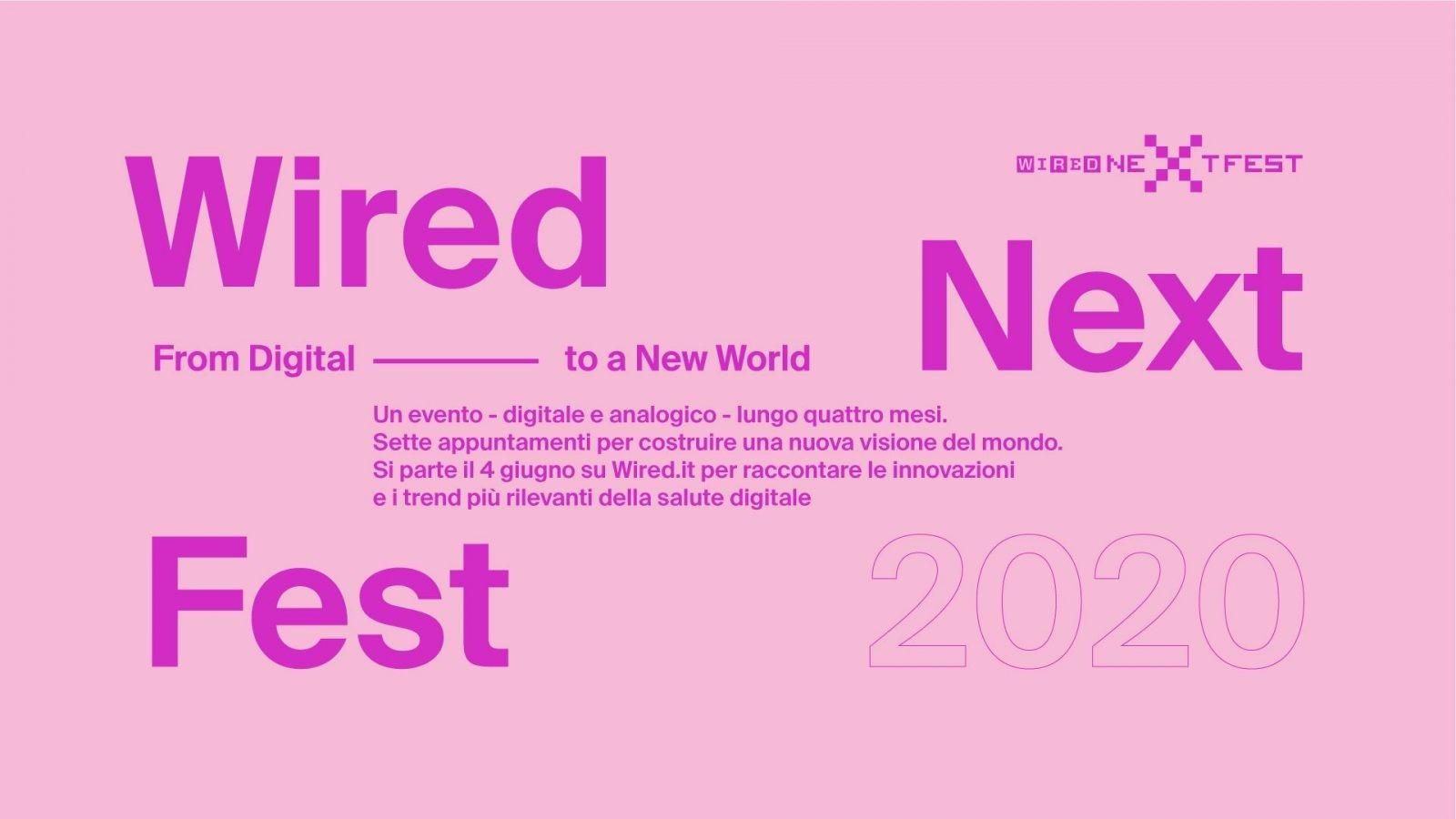 WIRED NEXT FEST 2020