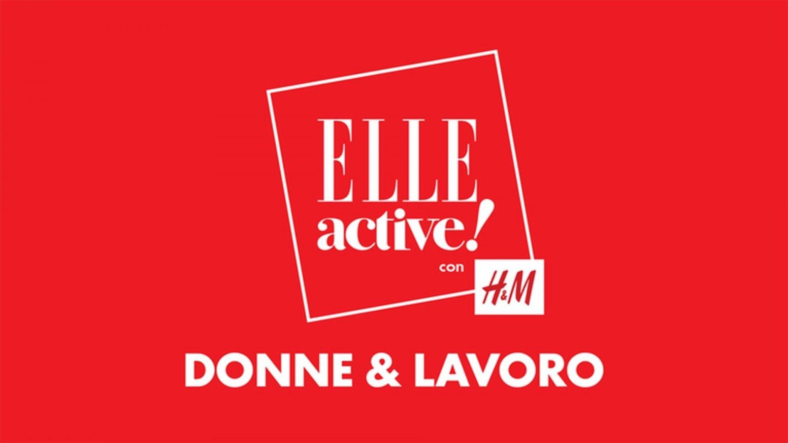 Elle Active! | Donne & Lavoro