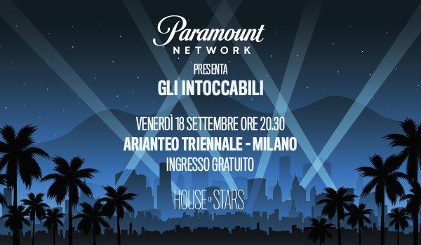 Paramount Network presenta: Gli Intoccabili