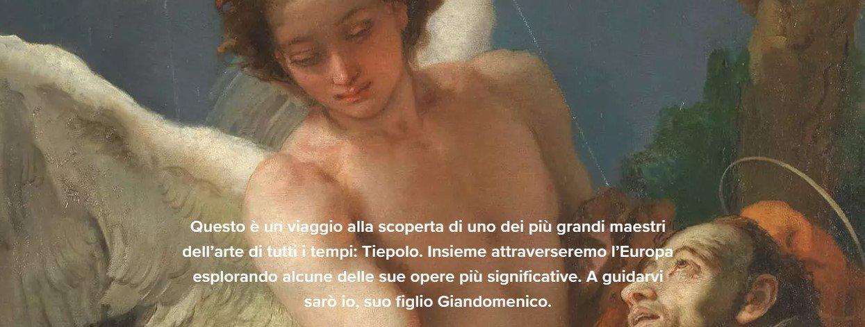 Tiepolo. Venezia, Milano, l'Europa | Mostra Online di Gallerie d'Italia