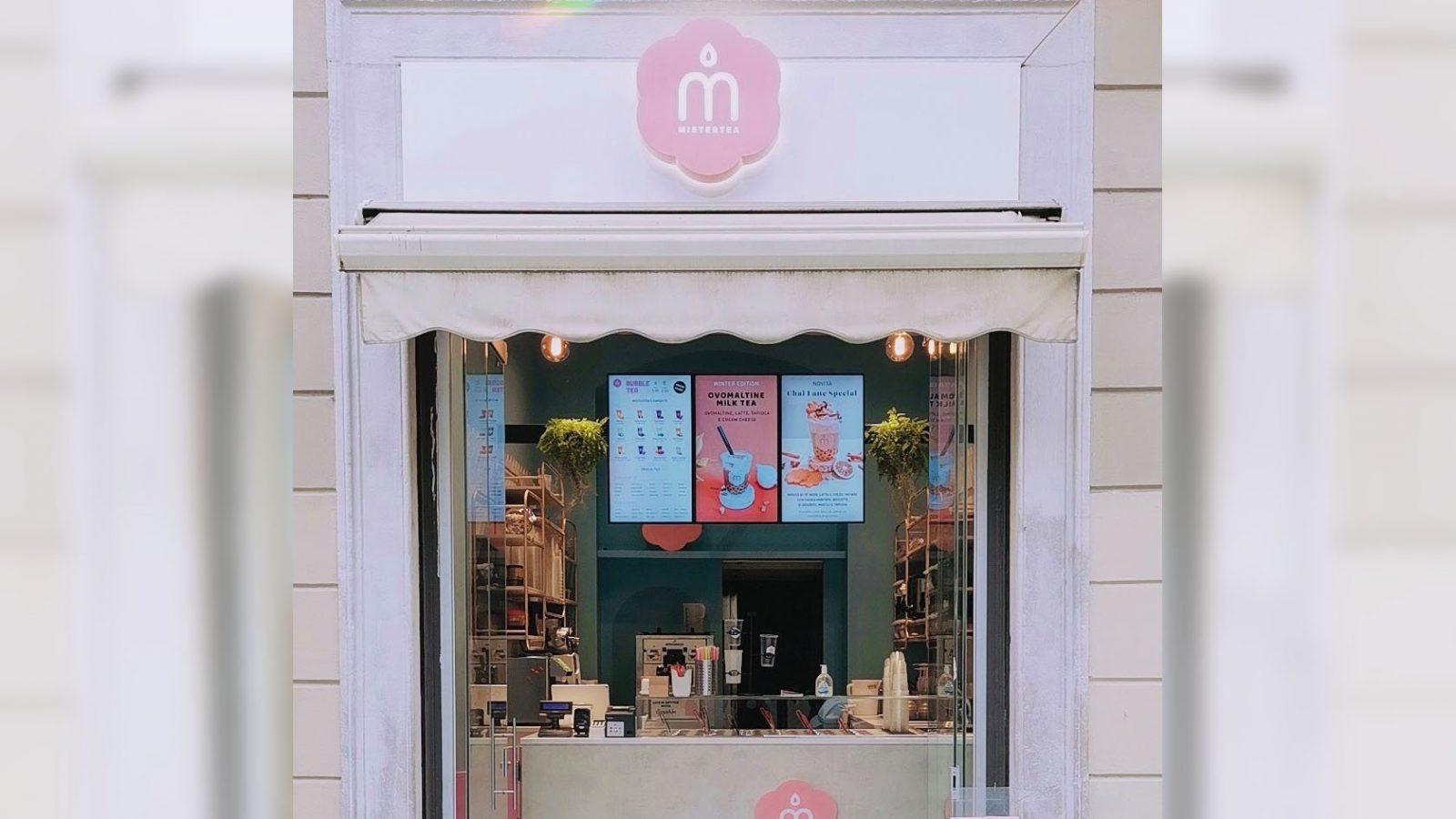 Inaugurazione MisterTea store Milano – Garibaldi