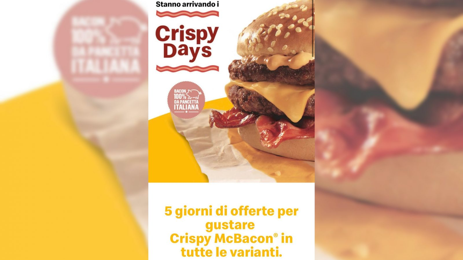 Read more about the article Crispy Days   McDonald's