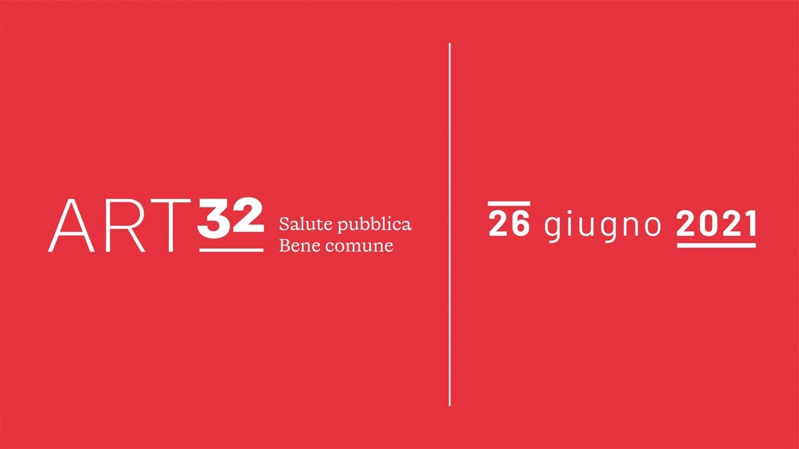 """Read more about the article Inaugurazione Mostra """"Art.32 – Salute Pubblica Bene Comune"""" Fabbrica del Vapore"""