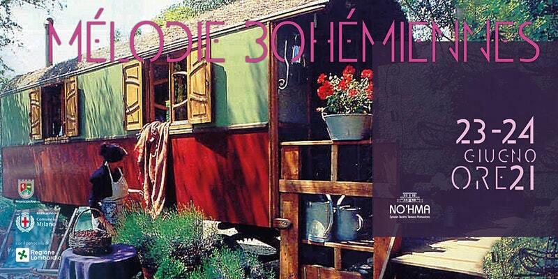 Read more about the article MÉLODIES BOHÉMIENNES | Teatro No'hma