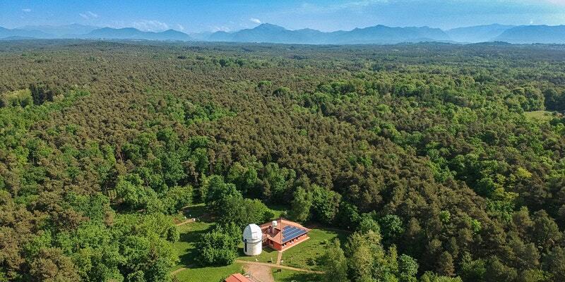 Apertura Centro Didattico Scientifico – Osservatorio Astronomico
