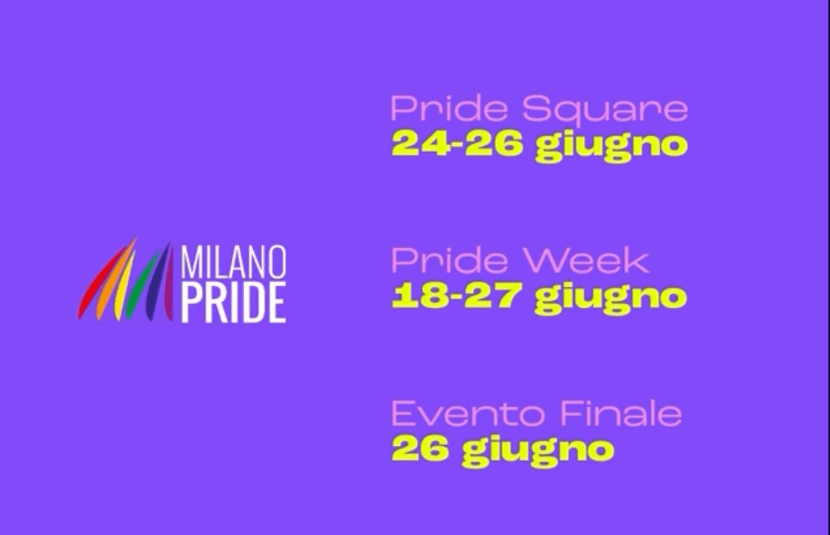 Milano Pride Week 2021