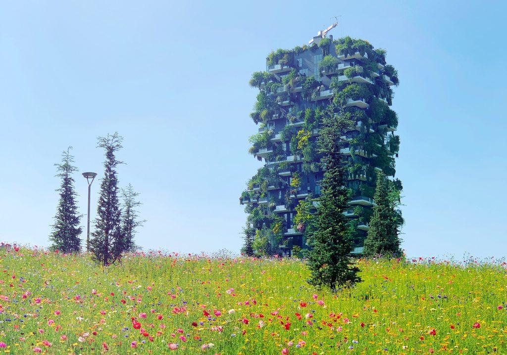 Isola, Biblioteca degli Alberi per il Fuorisalone 2021