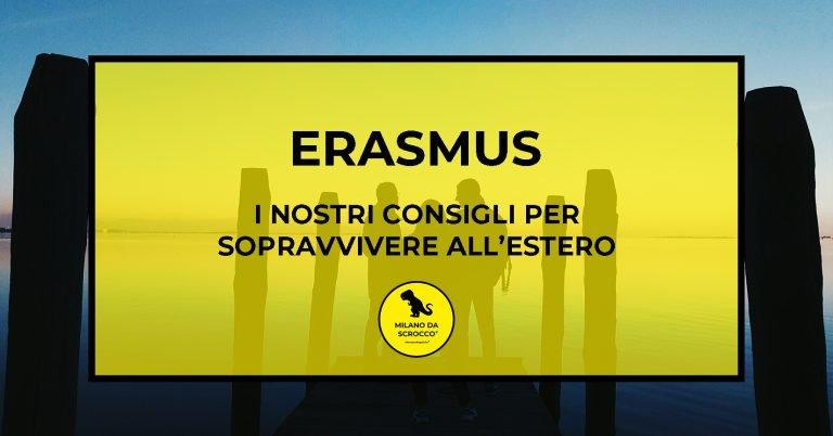 Sopravvivere in Erasmus: i nostri consigli