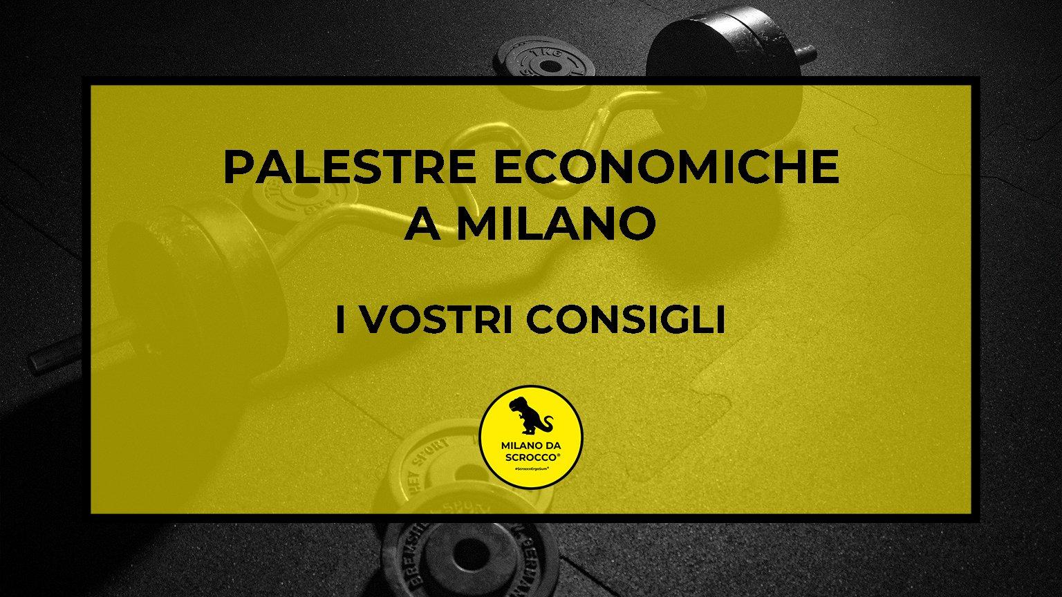 Read more about the article Palestre economiche: i vostri consigli
