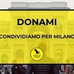 DONAMI – Condividiamo per Milano